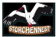 Logo vom Storchennest, Premium Ferienwohnungen am Bodensee